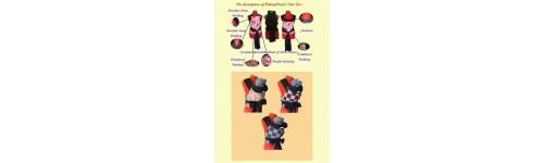 Mei Tai รุ่นที่ 1 สายยาว (Spacial Edition)