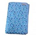 ผ้าปูที่นอน 2in1 สีฟ้า