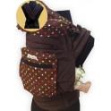 ผ้าอุ้มเด็ก Mei Tai มีตัวล๊อค ลายที่ 3