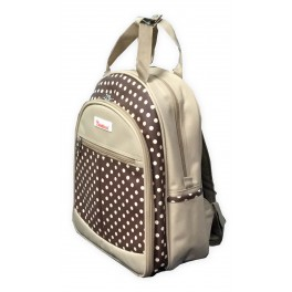 กระเป๋าใส่สัมภาระลูกอ่อนกันน้ำแบบเป้ (สีกรมท่า)