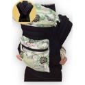 ผ้าอุ้มเด็ก Mei Tai มีตัวล๊อค ลายที่ 9