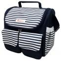 กระเป๋าคุณแม่ลูกอ่อน (กันน้ำและเก็บอุณหภูมิ) สีเขียว