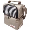 กระเป๋าเก็บความเย็น (Coolbag) - สีกากี