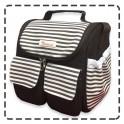 กระเป๋าคุณแม่ลูกอ่อน (กันน้ำและเก็บอุณหภูมิ) สีน้ำตาล