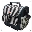 กระเป๋าคุณแม่ลูกอ่อน (กันน้ำและเก็บอุณหภูมิ) สีเทา